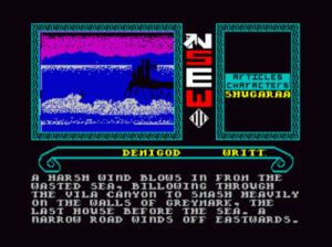 Demi-God (1989)(Softel Software) ROM