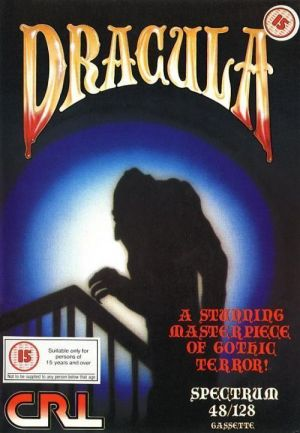 Dracula - Part 1 - The First Night (1986)(CRL Group) ROM
