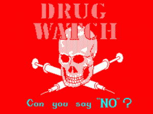 Drug Watch (1985)(Nottinghamshire Constabulary) ROM