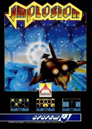 Implosion (1987)(Cascade Games)[a][48-128K] ROM