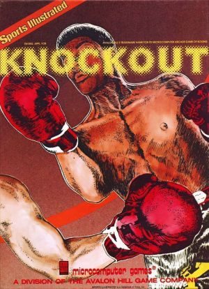 Knockout (1985)(Americana Software)(Side B)[re-release] ROM