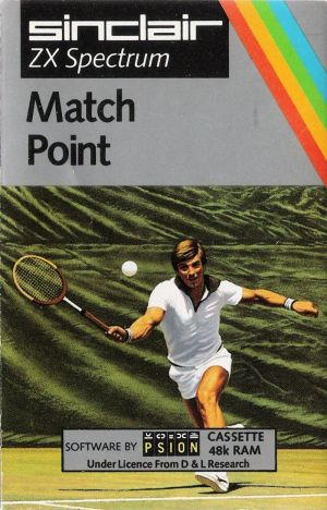 Match Point (1984)(Sinclair Research) ROM