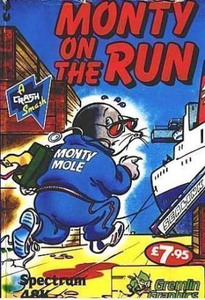 Monty On The Run (1985)(Gremlin Graphics Software) ROM