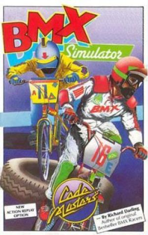Professional BMX Simulator (1988)(Codemasters Plus)[48-128K] ROM