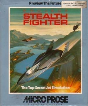 Project Stealth Fighter (1990)(Microprose Software)(Tape 1 Of 2 Side B) ROM