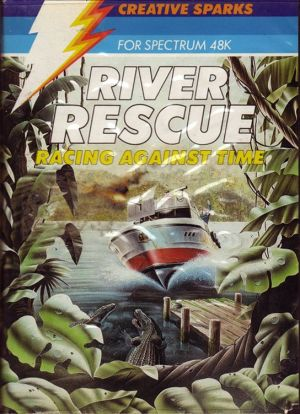 River Rescue (1984)(Sparklers)[re-release] ROM