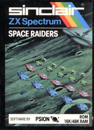 Space Raiders (1982)(Sinclair Research)[16K] ROM