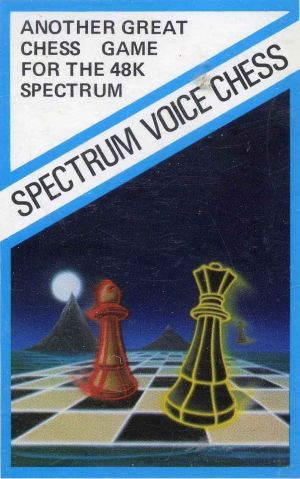 Spectrum Voice Chess (1982)(Artic Computing) ROM