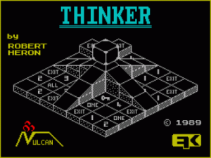 Thinker, The (1985)(Atlantis Software) ROM