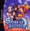 Skies Of Arcadia  - Disc #1