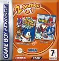 2 In 1 - Sonic Pinball Party & Sonic Battle