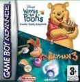 2 In 1 - Winnie The Pooh's Rumbly Tumbly Adventure & Rayman 3