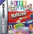 3 In 1 - Life Yahtzee Payday GBA