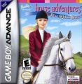 Barbie - Horse Adventures - Blue Ribbon Race