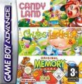 Candy Land & Chutes And Ladders & Memory GBA