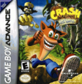 Crash Bandicoot - The Wrath Of Cortex GBA