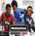 J-League Winning Eleven Advance 2002 (Eurasia)