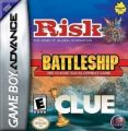 Risk, Battleship, Clue