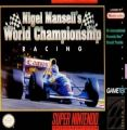 Nigel Mansell's World Championship '93
