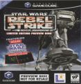 Star Wars Rogue Squadron III Rebel Strike Limited Edition Preview Disc