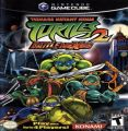 Teenage Mutant Ninja Turtles 2 Battle Nexus  - Disc #1