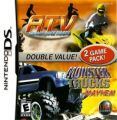 ATV Thunder Ridge Riders + Monster Trucks Mayhem (2 Game Pack)