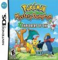 Pokemon Mystery Dungeon - Explorers Of Sky (US)