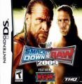 WWE SmackDown Vs Raw 2009 Featuring ECW