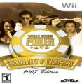 World Series Of Poker - Tournament Of Champions 2007 Edition