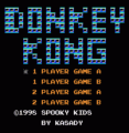 Cure For Cancer (Donkey Kong Hack)