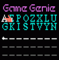 Game Genie (PD)
