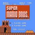 Super Mario Bros - For Hardplayers (SMB1 Hack)