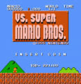 VS Super Mario Bros (VS)