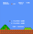 Wolfpack Mario (SMB1 Hack)