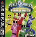 Power Rangers Time Force [SLUS-01351]
