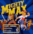 Mighty Max Demo (PD)