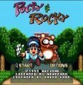 Pocky & Rocky - Sample Cart (NG-Dump Known)