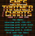 SNES Trainer Charts (PD)