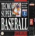 Tecmo Super Baseball (Beta)