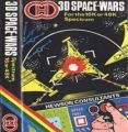 3D Space Wars (1983)(Hewson Consultants)[16K]