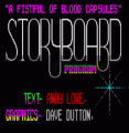 A Fistful Of Blood Capsules (1987)(Zodiac Software)(Part 1 Of 3)