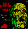 Blood Of Bogmole II - Zogan's Revenge (1986)(Compass Software)[master Tape]