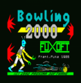 Bowling 2000 (1992)(Proxima Software)(cs)