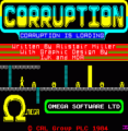 Corruption (1984)(Omega Software)[a]
