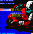 Cycles, The (1989)(Accolade)[48-128K]