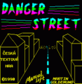 Danger Street (1990)(Manuel Soft)(cs)