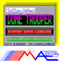 Dome Trooper (1986)(Matand Software)