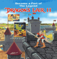 Dragon's Lair II - Escape From Singe's Castle (1987)(Software Projects)(Side A)[128K]