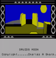 Druids Moon (1987)(Alternative Software)