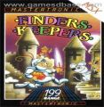 Finders Keepers (1985)(Mastertronic)[Magic Knight 1]